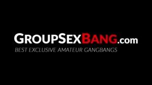 Milf gang banged at the age of 28